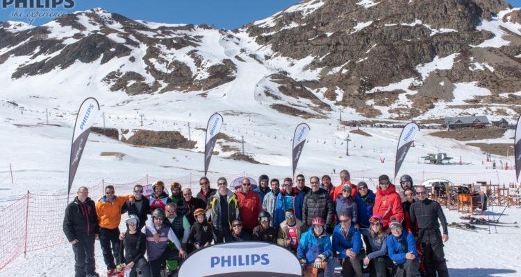 Philips Ski Experience