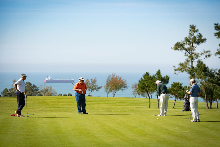 Primera prueba del Circuito Premium 2019 de Gambito Golf