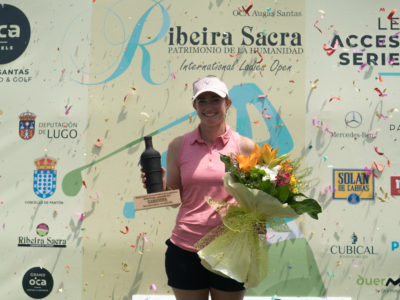 Galería Multimedia: LET ACCESS SERIES RIBEIRA SACRA PATRIMONIO DE LA HUMANIDAD INTERNATIONAL LADIES OPEN 2019