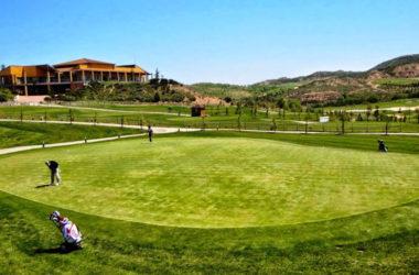 Gran recibimiento para el Circuito Premium el pasado fin de semana en el Campo de Golf de Logroño