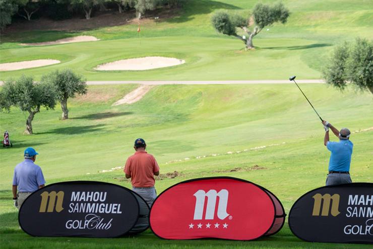 Costa Daurada Golf acoge uno de los torneos más numerosos de la temporada