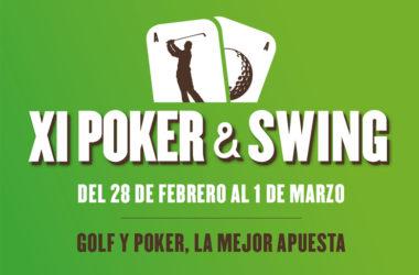 Practica el golf, juega a poker y relájate en el Wine Spa…¡Vuelve Poker&Swing!