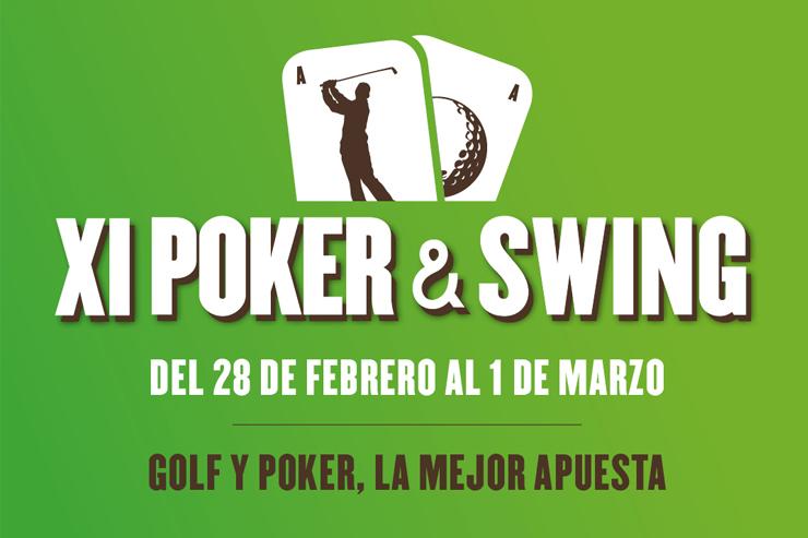 Practica el golf, juega a poker y relájate en el Wine Spa...¡Vuelve Poker&Swing!