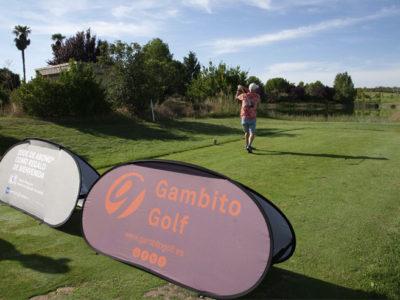 Gambito Golf Club Calatayud acoge la novena prueba del Circuito Premium en medio de un gran ambiente
