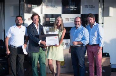 RCG Sotogrande cerró una gran semana del Circuito Mahou San Miguel Golf Club en Andalucía
