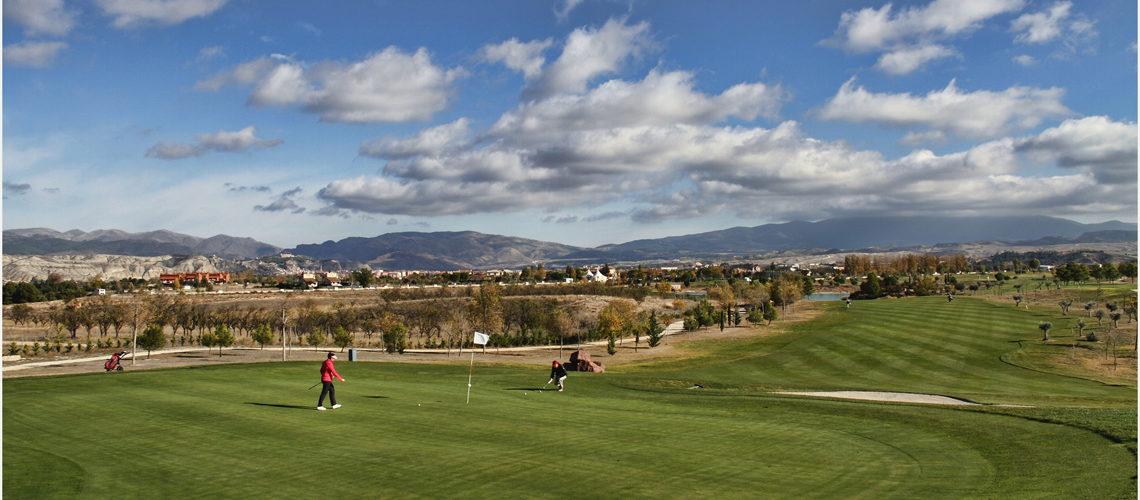 Augusta Golf, desafiante sede del Campeonato de España de Profesionales Masculino