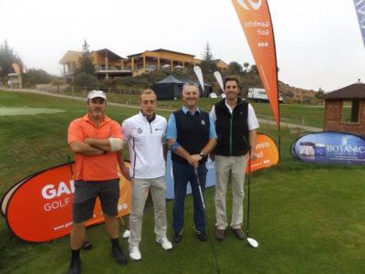 Los golfistas riojanos vivieron una gran prueba del Circuito Premium en El Campo de Logroño