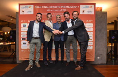 El cocktail de bienvenida y la primera ronda ponen en marcha Gran Final del Circuito Premium 2017 en Lanzarote