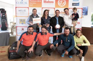 El Circuito Premium 2018 se estrena con la primera prueba del año en el Club de Campo del Mediterráneo