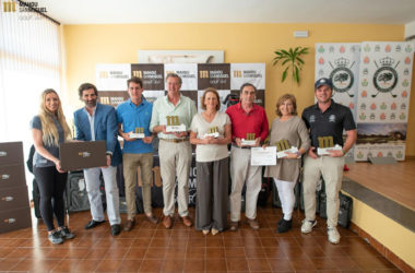 El Circuito Mahou San Miguel Golf Club 2018 traslada su éxito al Real Club de Campo de Córdoba