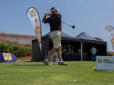 La Copa de Golf San Miguel 2018 siguió dando juego en la Costa del Sol, a su paso por Calanova Golf Club