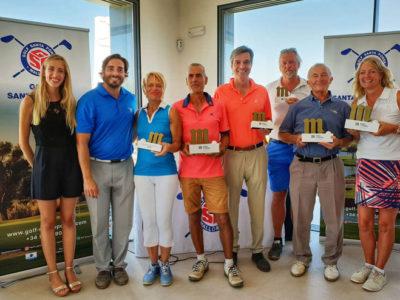 Mallorca acogió con gran gusto el torneo del Circuito Mahou San Miguel en Santa Ponsa II