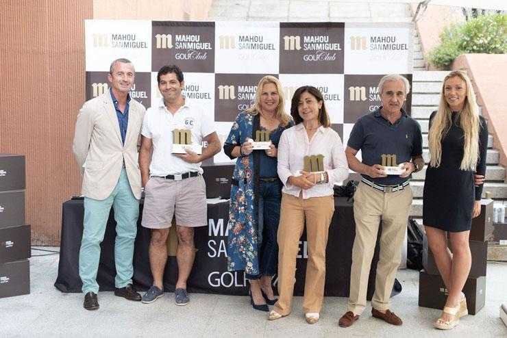 Pleno en el Campo 1 de La Moraleja con la visita del atractivo Circuito Mahou San Miguel Golf Club 2018