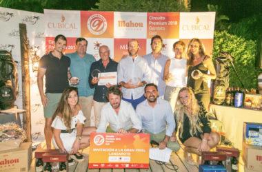 El Circuito Premium triunfa en Costa Ballena Golf con torneo y fin de fiesta a la fresca