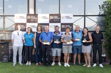 El Circuito Mahou San Miguel también pasó por Augusta Golf, sede del campeonato nacional