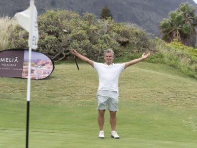 La quinta prueba del XII Circuito de Golf Meliá dio juego y disfrute en Buenavista Golf