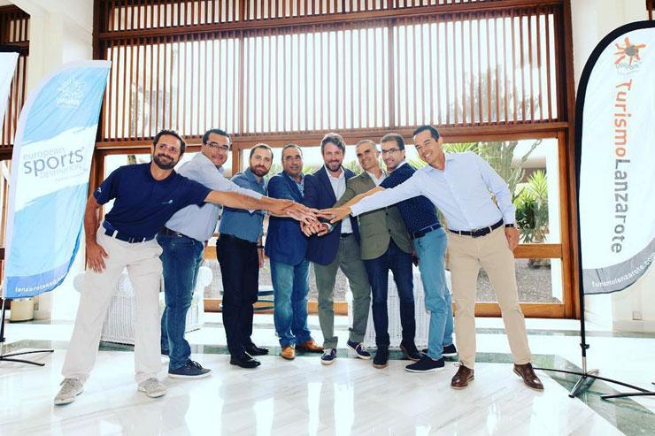 Presentada la Final Nacional del Circuito Premium 2018 de Gambito Golf en Lanzarote