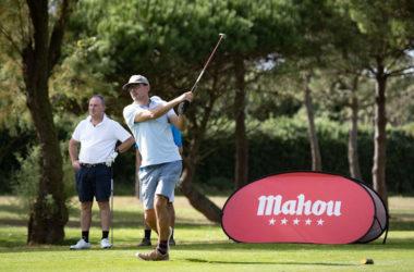 Espectacular jornada de golf del Circuito Mahou San Miguel Golf Club en Neguri