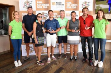 La Gran Final de Mijas da por concluido el magnífico circuito Copa de Golf San Miguel 2018