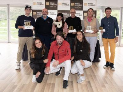 Un gran torneo en La Galiana Golf concluye el Circuito Mahou San Miguel 2018