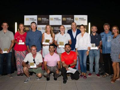 El Circuito Mahou San Miguel Golf Club volvió a triunfar en el Raimat Golf Club