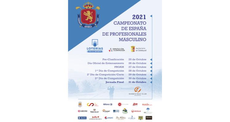 Campeonato de España de Profesionales Masculino 2021