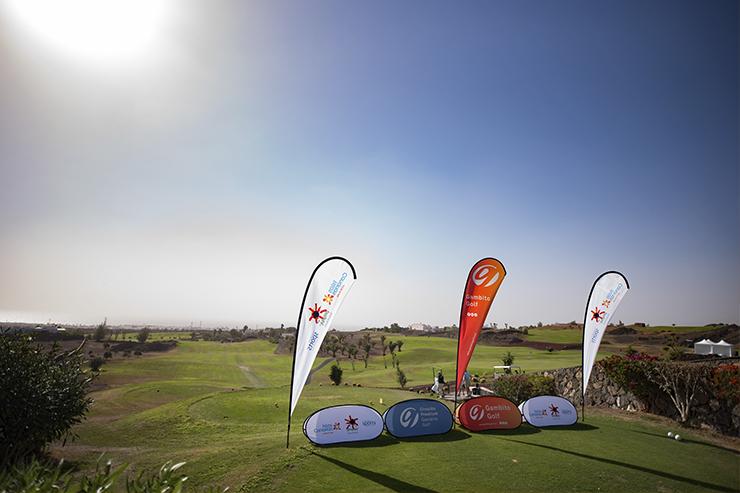 Presentación de la Final del Circuito Premium de Gambito Golf 2019