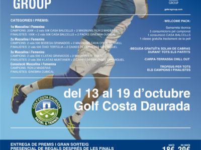 1er Campeonato Galera Group de Pádel