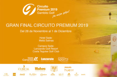 Confirmaciones asistencia Gran Final Circuito Premium 2019