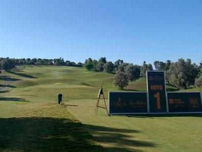 Sherry Golf acoge la tercera prueba del Circuito Premium con el Gran Premio Gin Cubical
