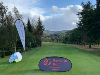 Ulzama Golf recibe la séptima prueba del Circuito Premium pasada por agua