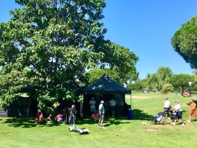 Gran ambiente en la cuarta prueba del Circuito Premium disputada en Palomarejos Golf
